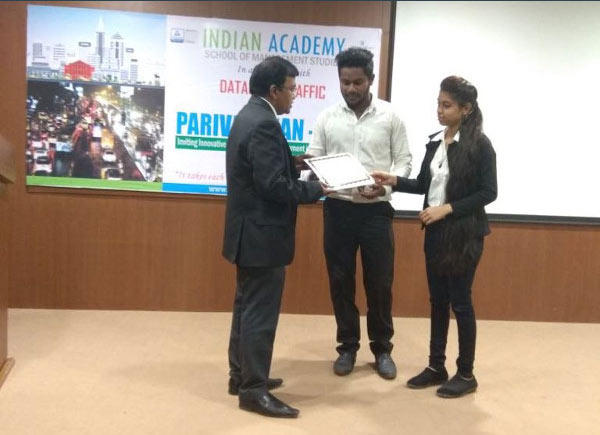 Indian Academy PPT Competition