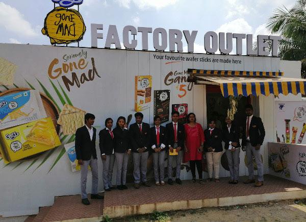 Industrial Visit to Garuda Polyfex